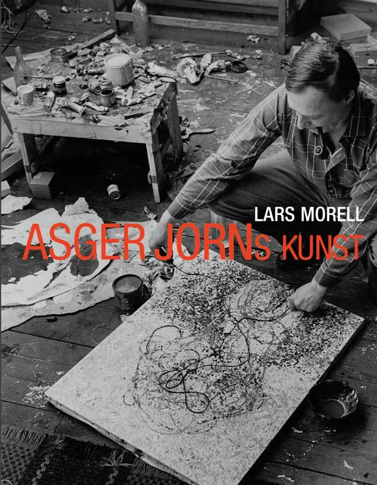 Asger Jorns kunst af Lars Morell