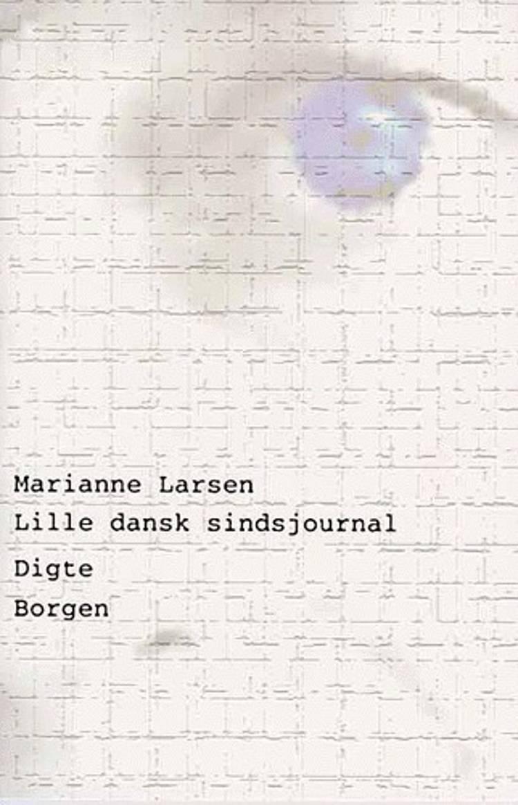 Lille dansk sindsjournal af Marianne Larsen