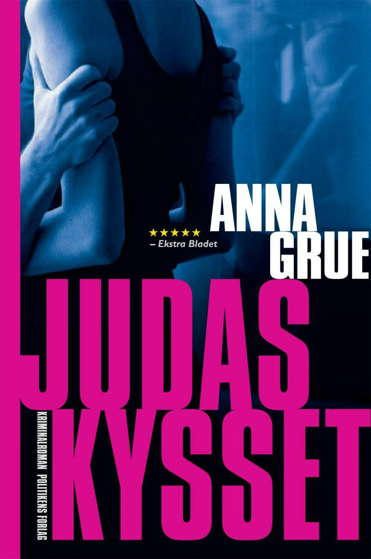 Judaskysset af Anna Grue