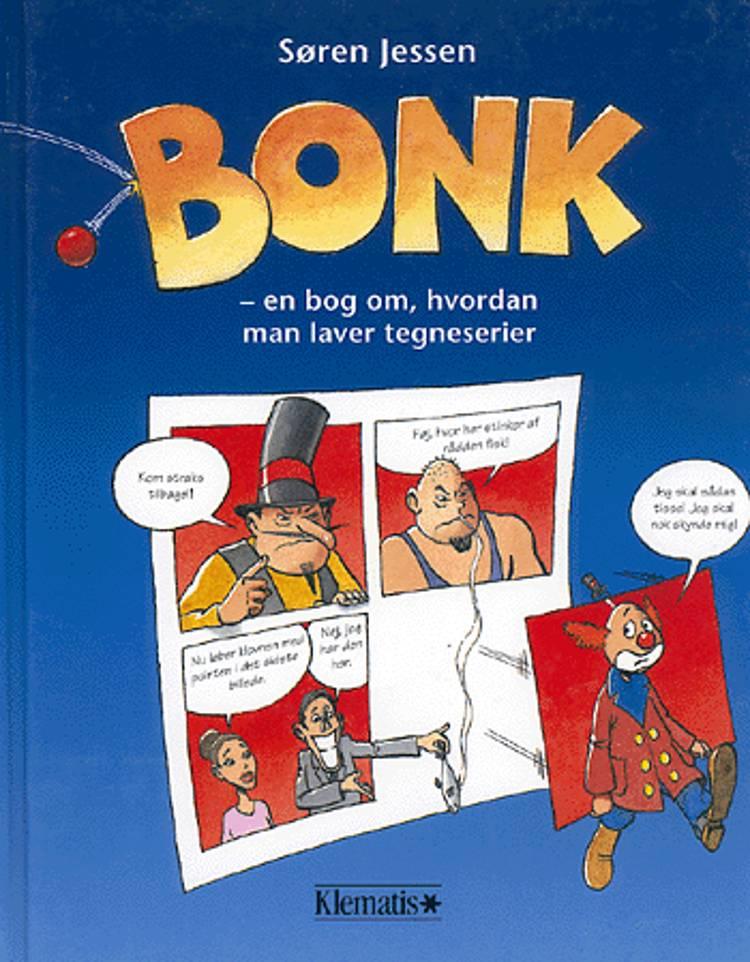 Bonk - en bog om, hvordan man laver tegneserier af Søren Jessen