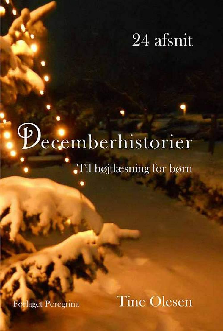 Decemberhistorier af Tine Olesen