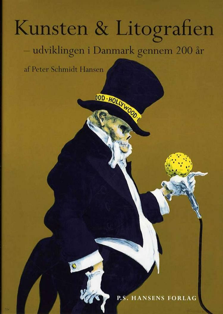 Kunsten & Litografien af Peter Schmidt Hansen