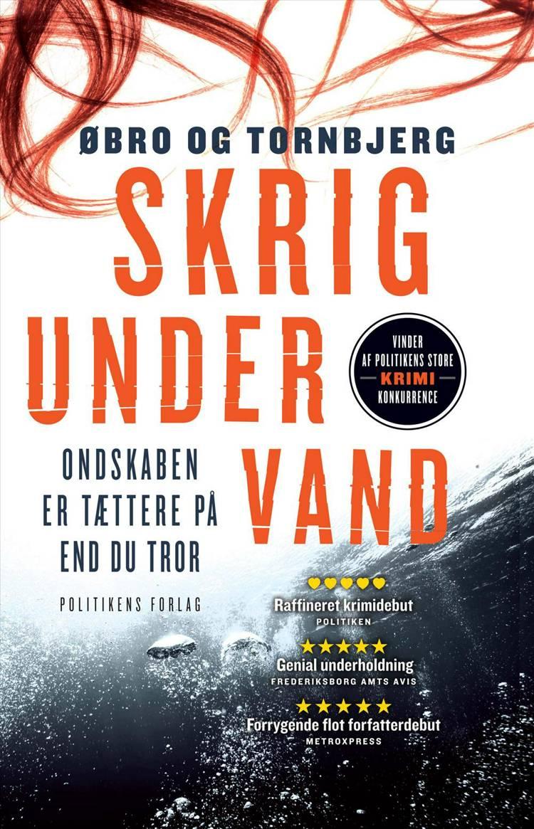 Skrig under vand af Ole Tornbjerg og Jeanette Øbro Gerlow