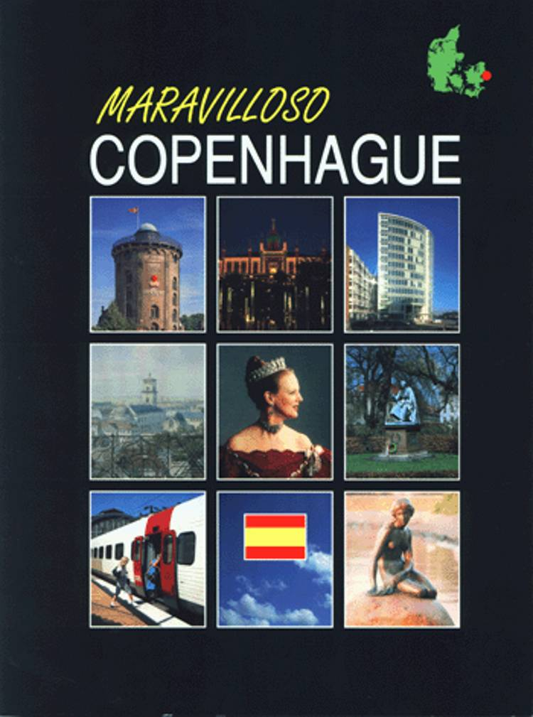Maravillosa Copenhague af Grønlund's, Jesper Vang Hansen og Grønlund's &