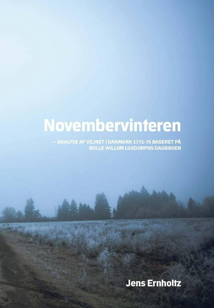 Novembervinteren af Jens Ernholtz