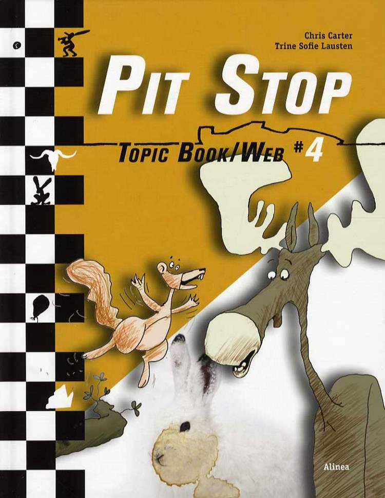 Pit stop 4 af Chris Carter, Christopher Carter, Trine Sofie Lausten og trine Sofie Lausten m.fl.