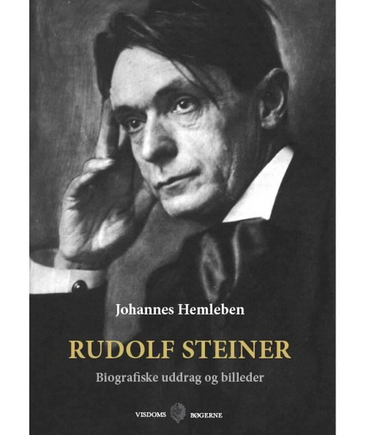 Rudolf Steiner af Johannes Hemleben