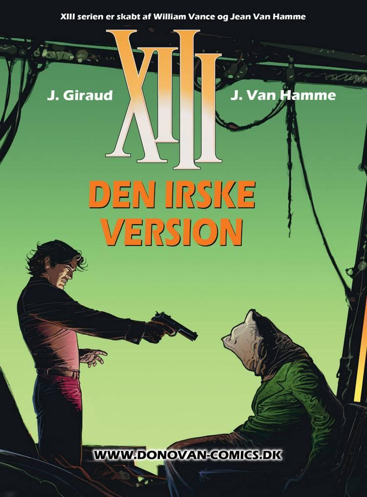Den irske version af Jean Giraud