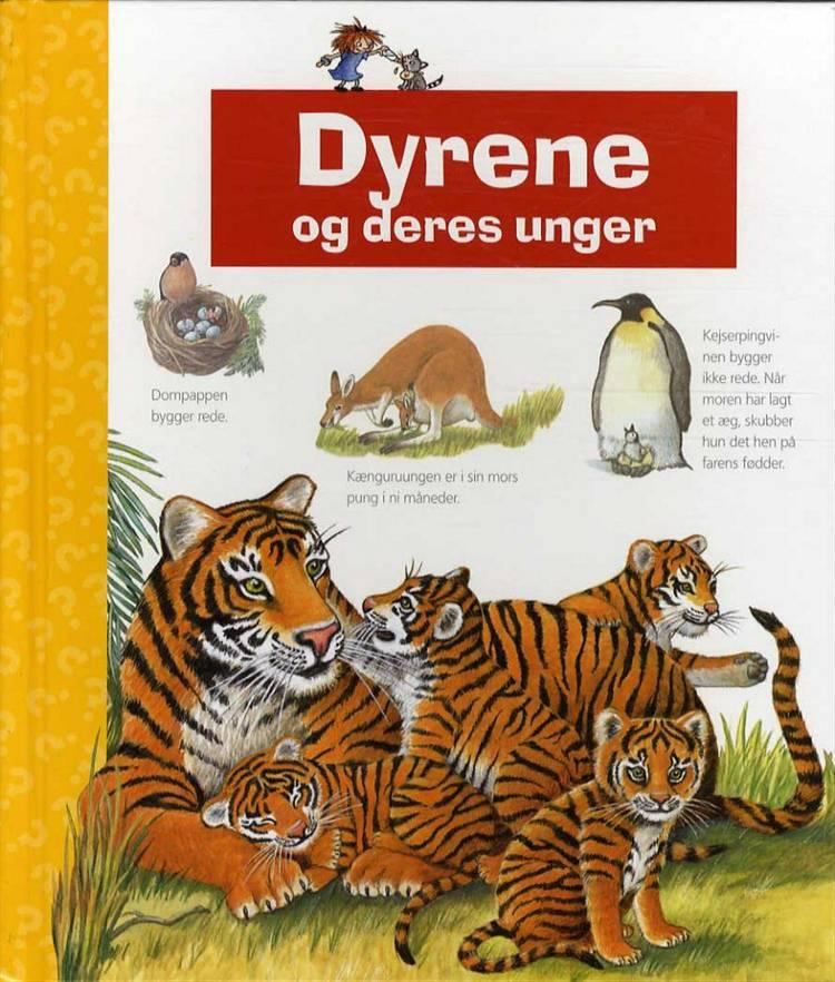 Dyrene og deres unger af Doris Rübel