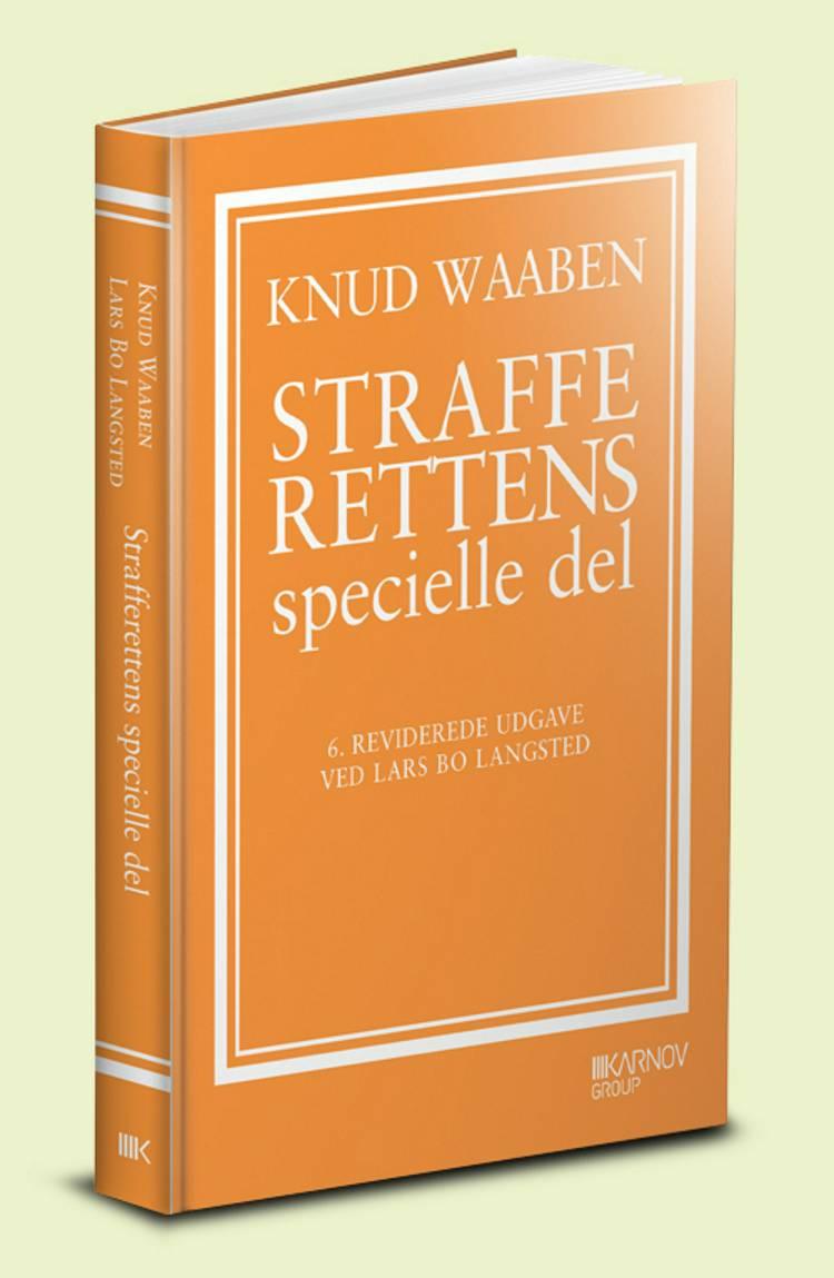 Strafferettens specielle del af Knud Waaben og Lars Bo Langsted
