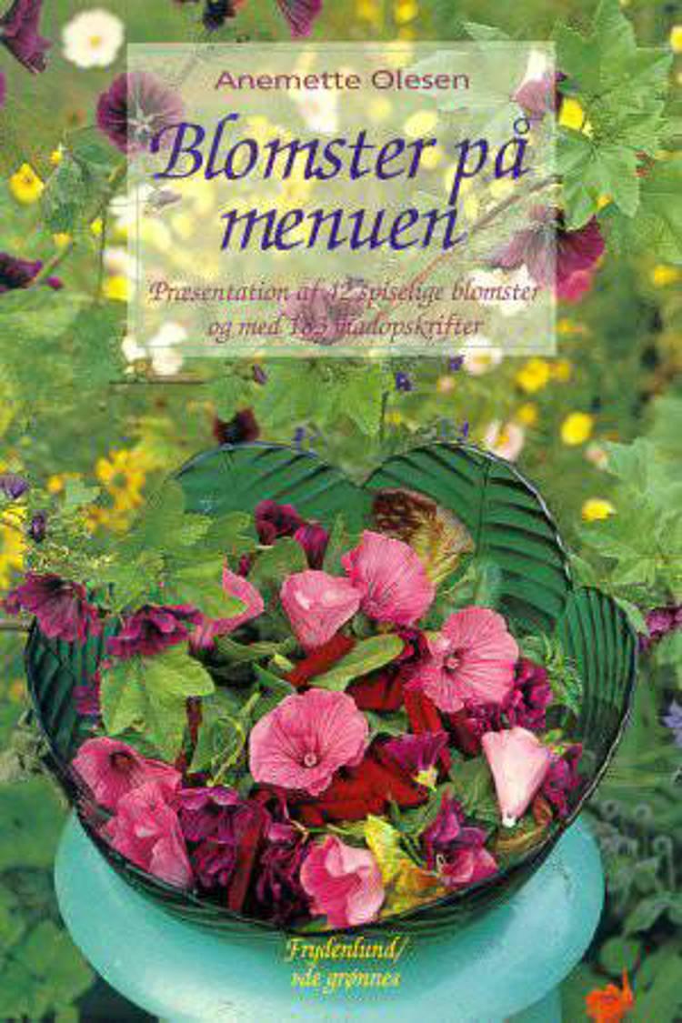 Blomster på menuen af Anemette Olesen