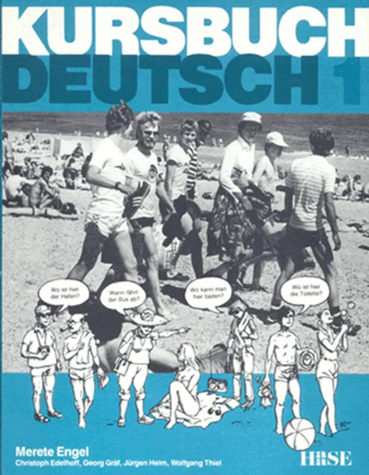 Kursbuch Deutsch 1. Elevens bog af Merete Engel