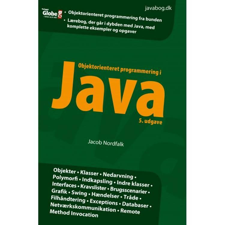 Objektorienteret programmering i Java af Jacob Nordfalk