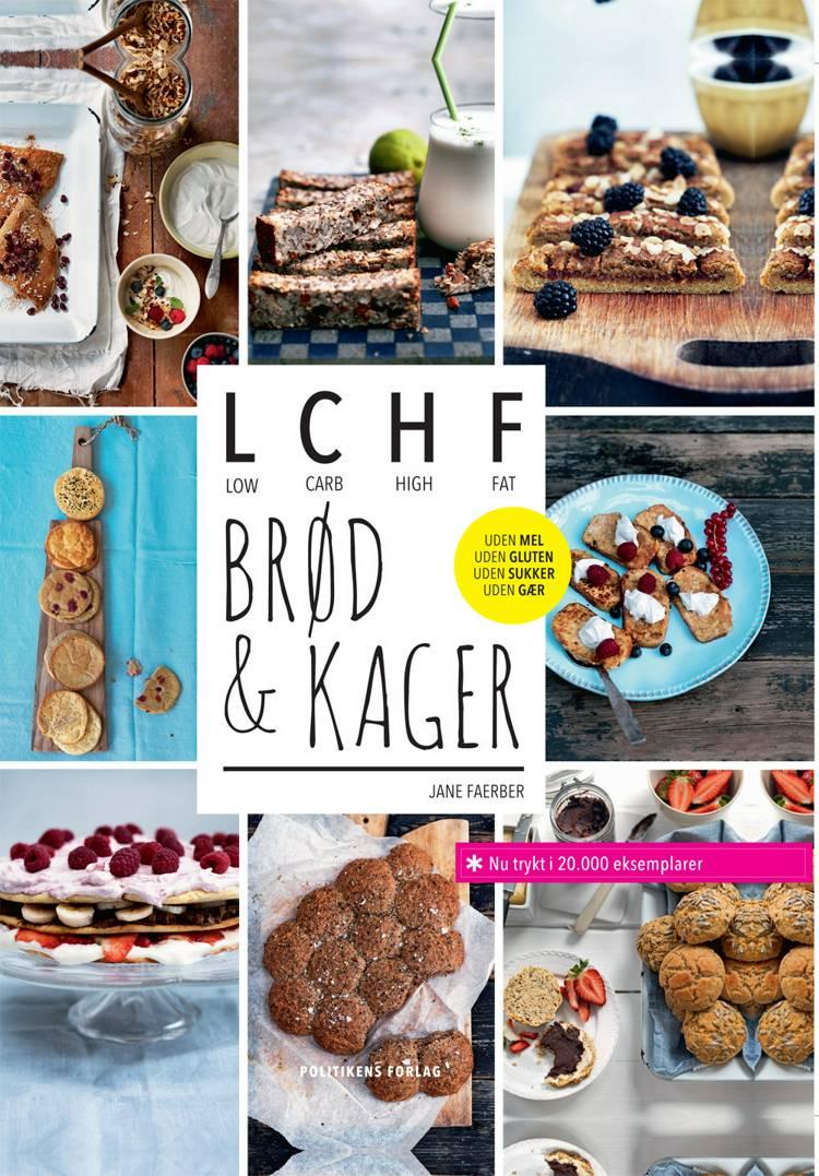 Brød & kager af Jane Faerber