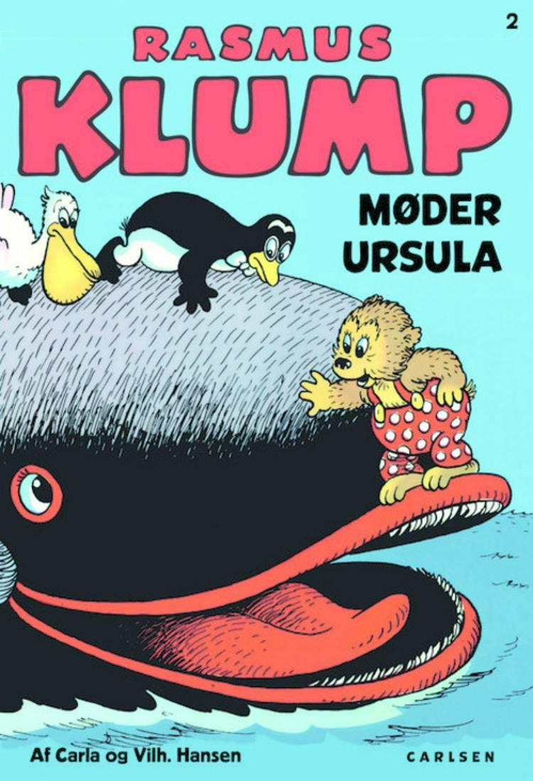 Rasmus Klump møder Ursula af Vilhelm Hansen og Carla Hansen