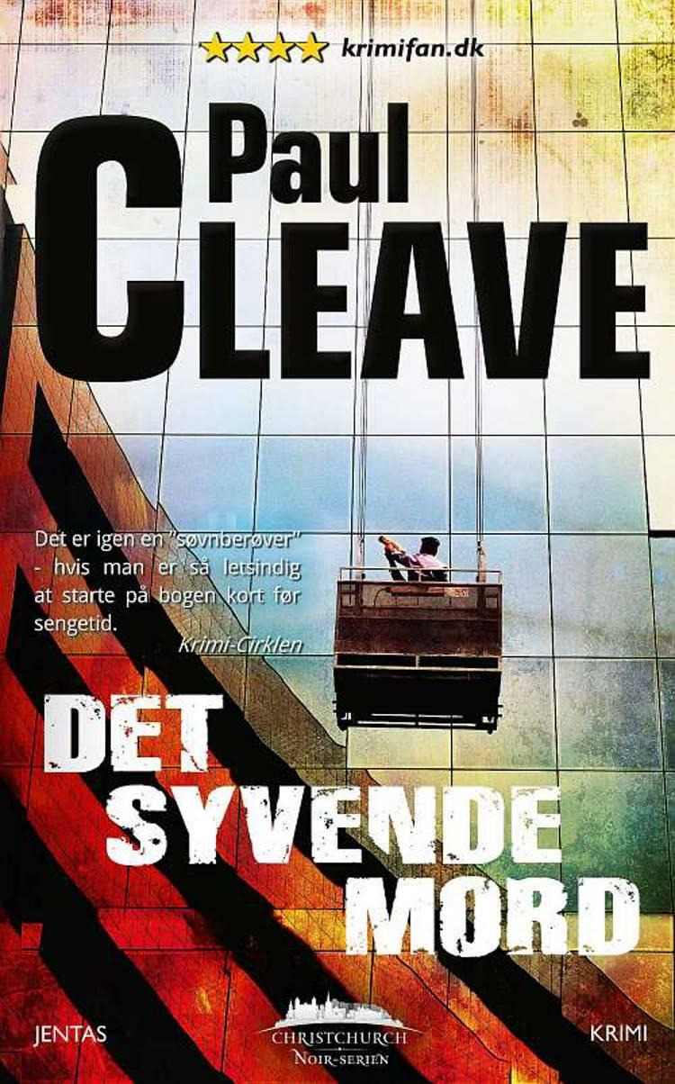 Det syvende mord af Paul Cleave