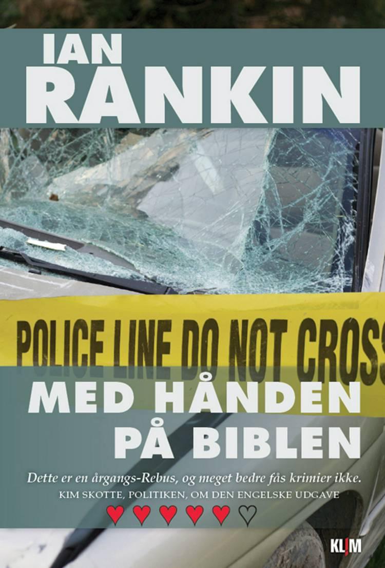 Med hånden på biblen af Ian Rankin