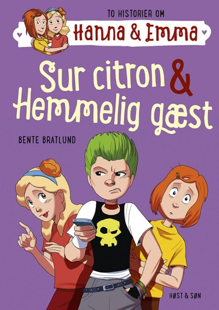 Sur citron & Hemmelig gæst af Bente Bratlund