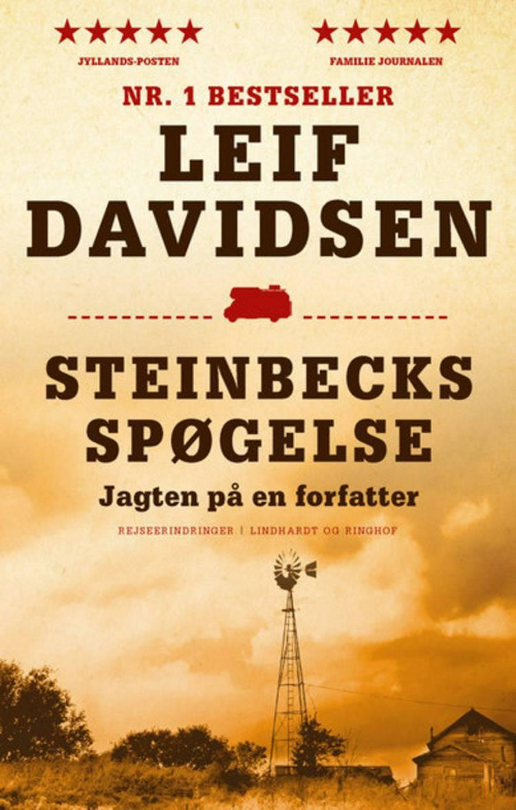 Steinbecks spøgelse af Leif Davidsen
