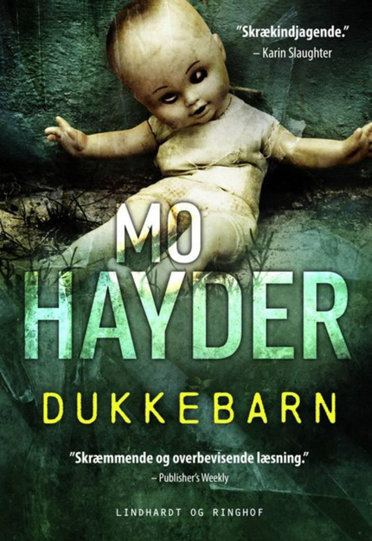 Dukkebarn af Mo Hayder