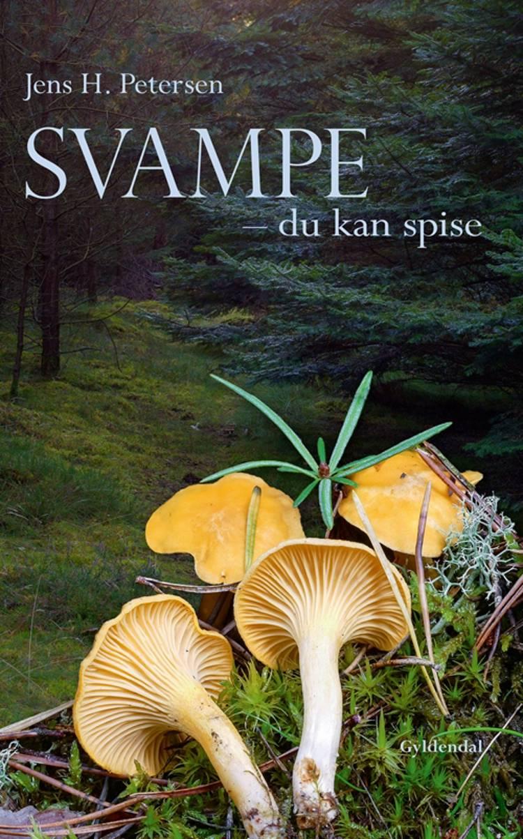 Svampe - du kan spise af Jens H. Petersen