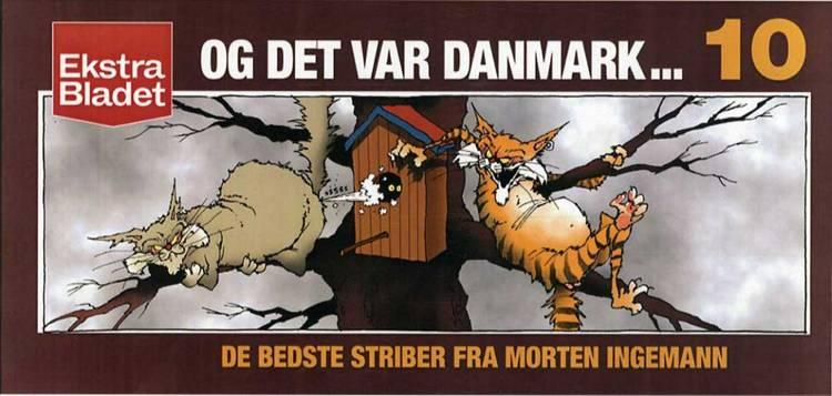 Og det var Danmark 10 af Morten Ingemann