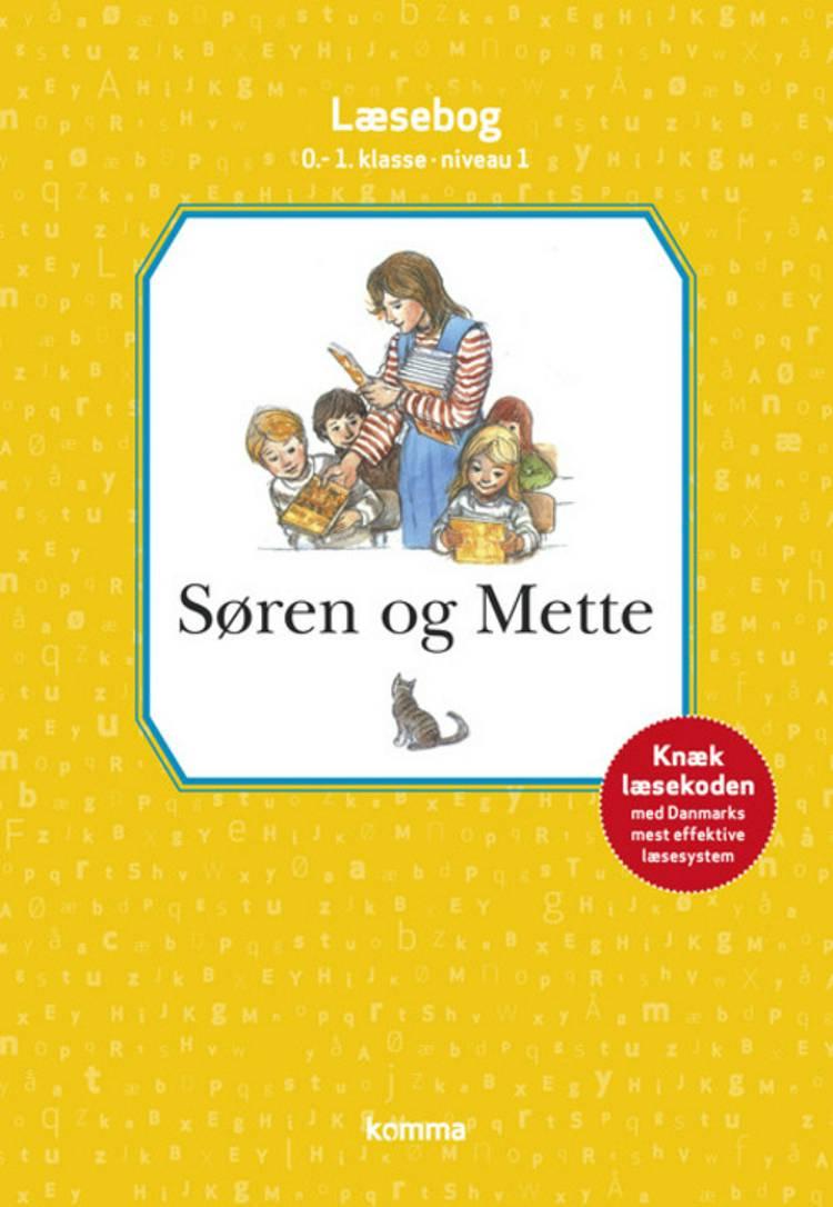 Søren og Mette af Knud Hermansen, Ejvind Jensen og Knud Hermansen Øjvind Jensen