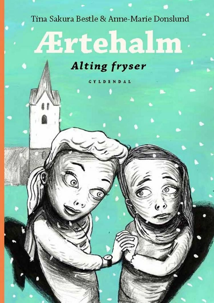 Alting fryser af Tina Sakura Bestle og Anne-Marie Donslund