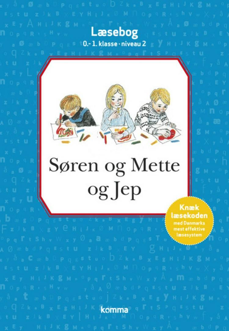 Søren og Mette og Jep af Knud Hermansen og Ejvind Jensen