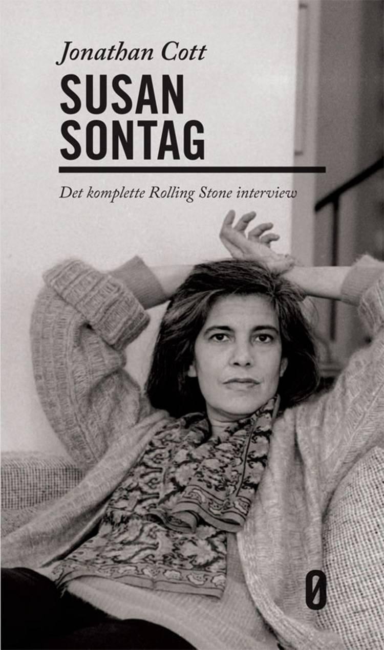 Susan Sontag af Jonathan Cott