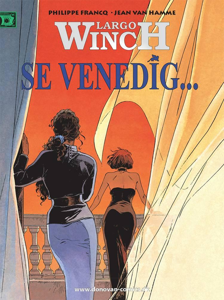 Se Venedig af Jean van Hamme