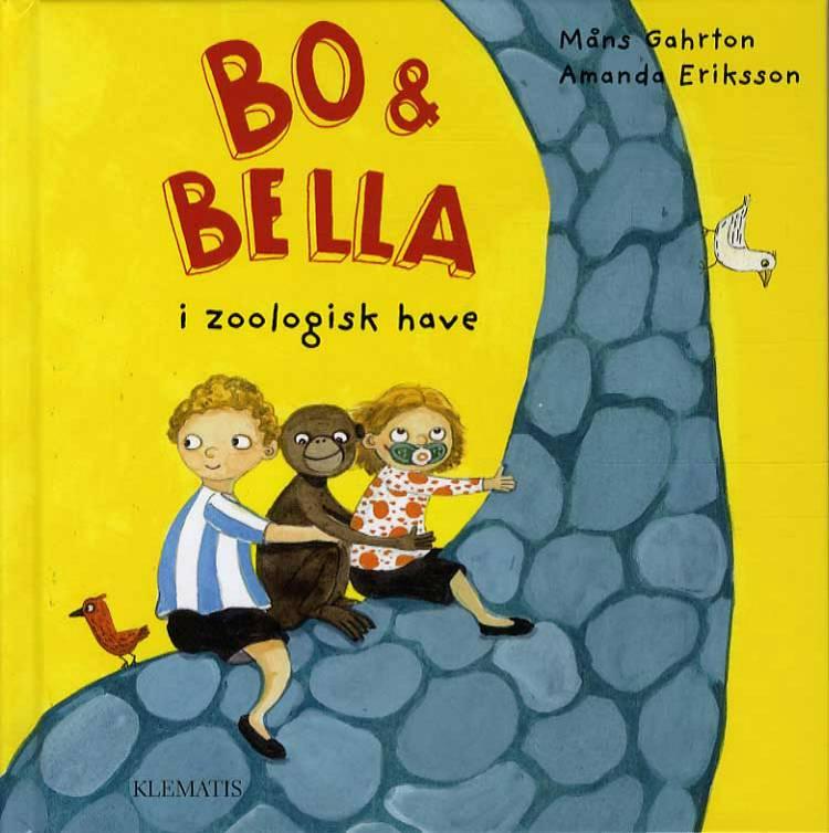 Bo & Bella i zoologisk have af Måns Gahrton