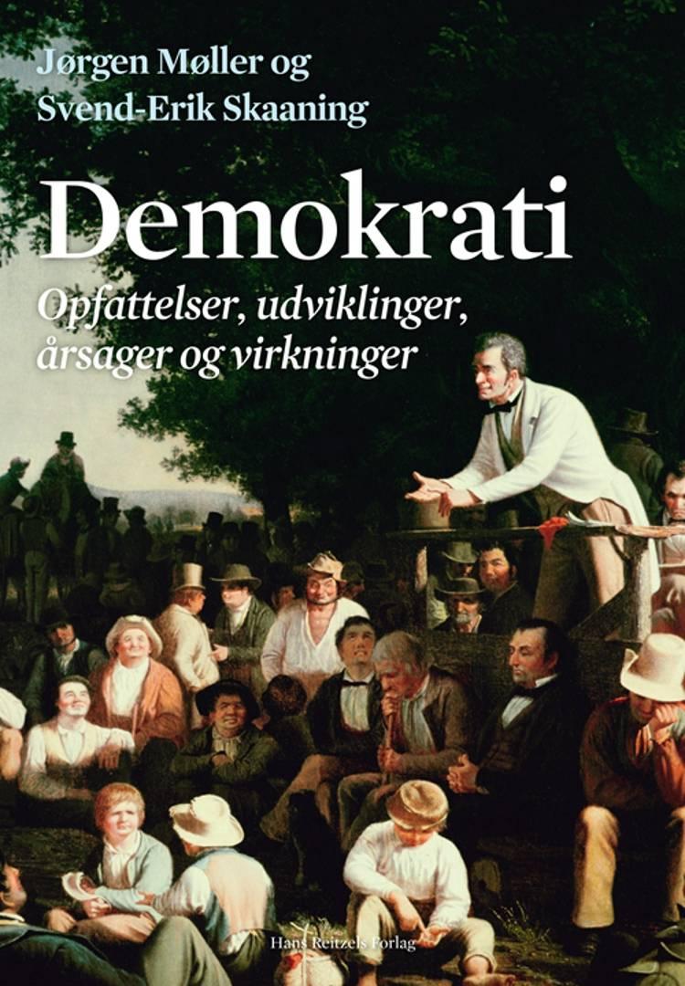 Demokrati af Svend-Erik Skaaning og Jørgen Møller