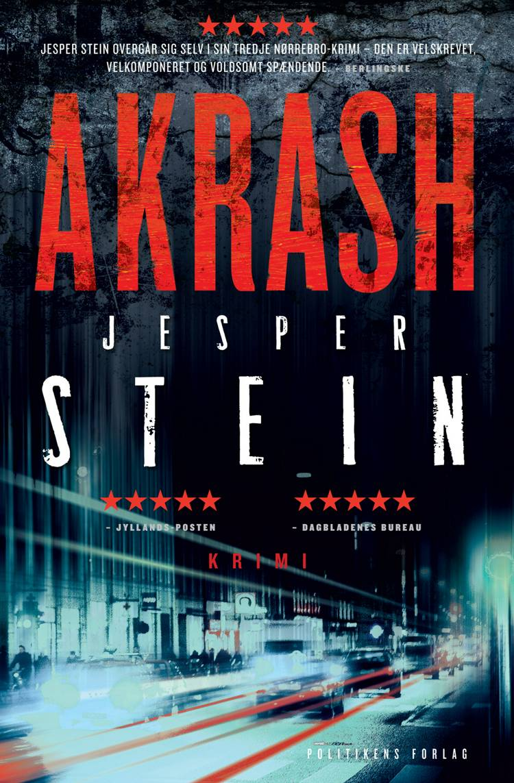 Akrash af Jesper Stein