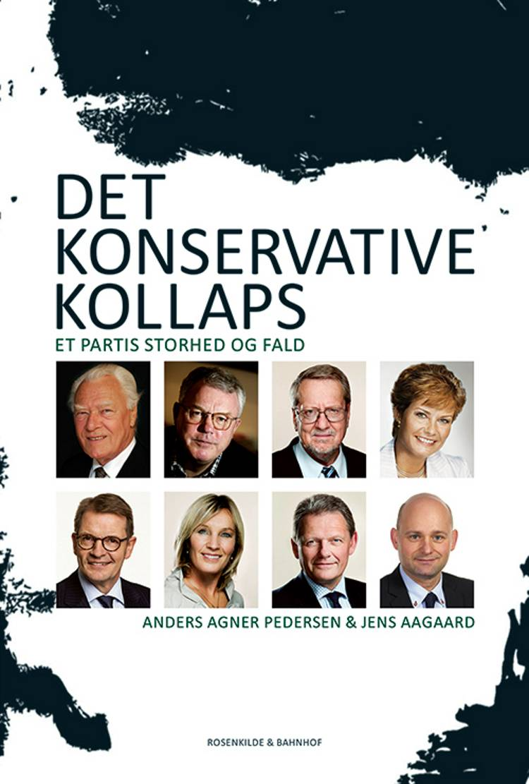 Det konservative kollaps af Jens Aagaard, Anders Agner Pedersen og Anders Agner Petersen