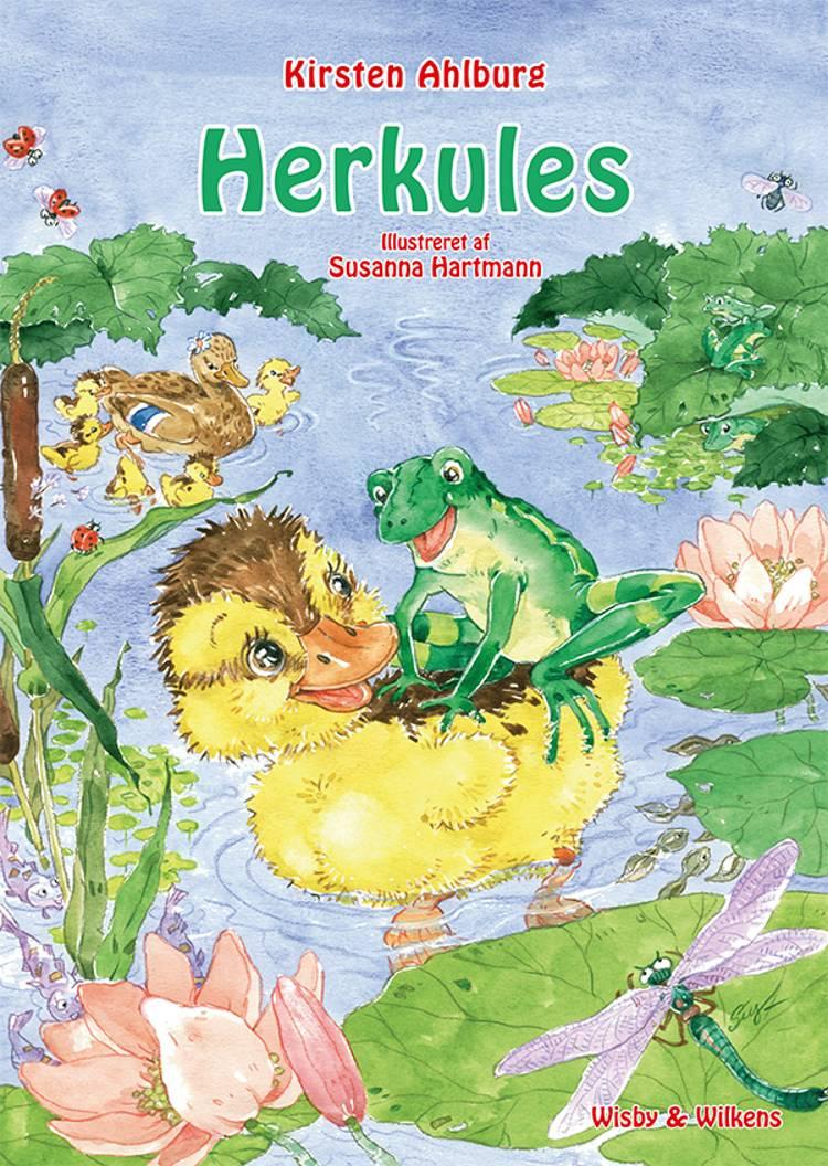 Herkules af Kirsten Ahlburg