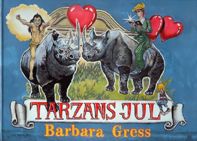 Tarzans jul af Barbara Gress