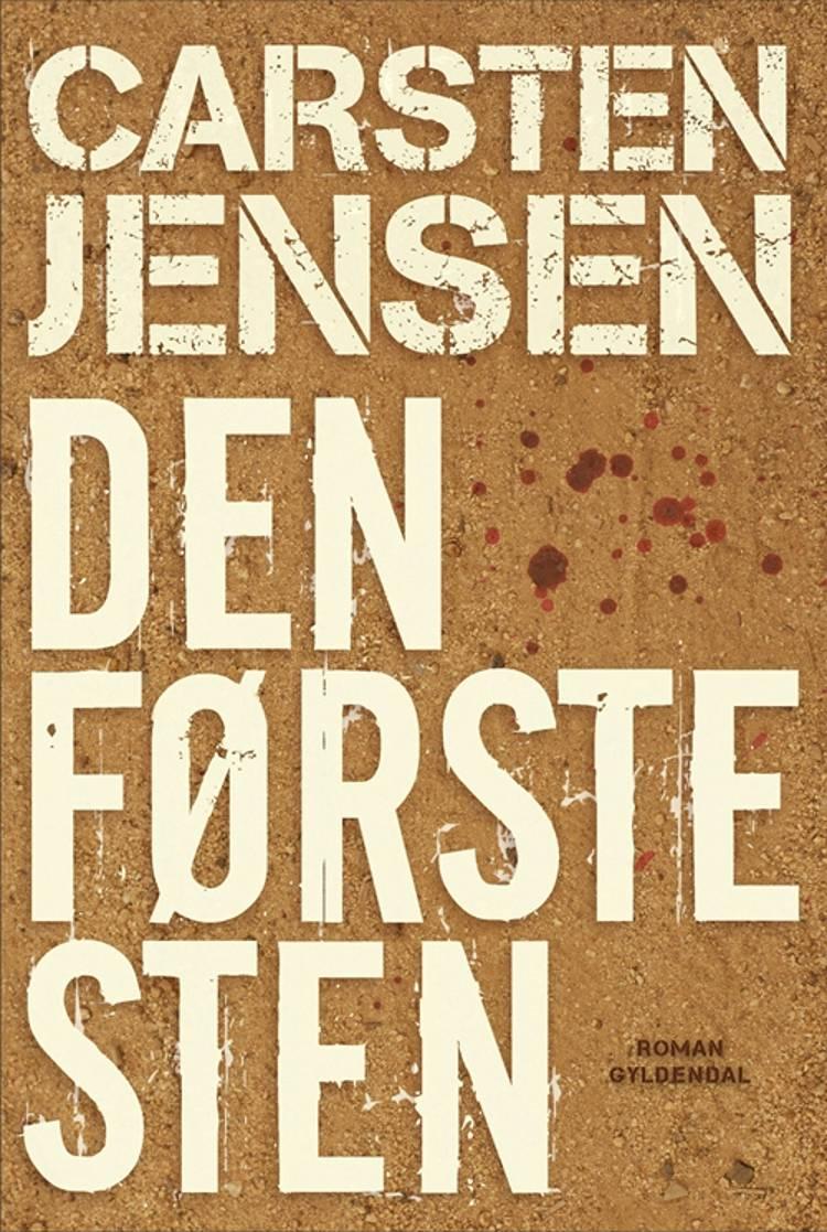 Den første sten af Carsten Jensen
