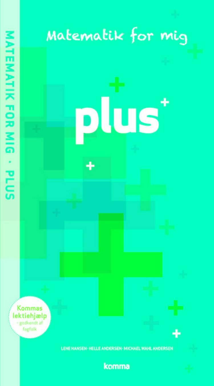Plus± af Michael Wahl Andersen, Helle Andersen og Lene Hansen