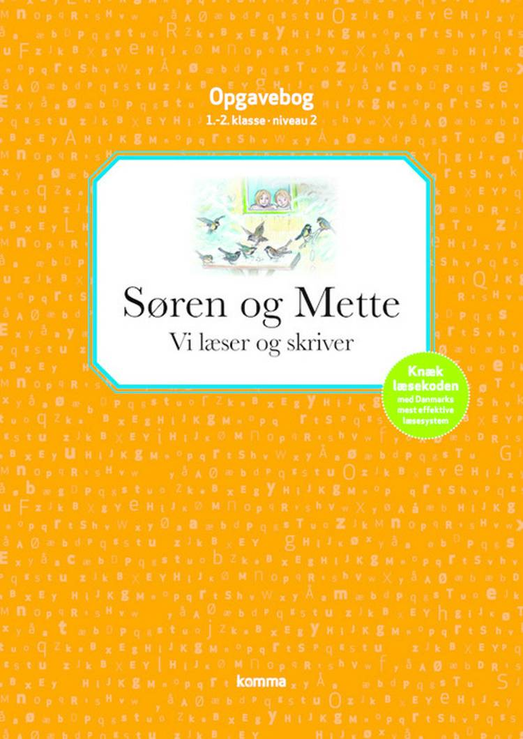 Søren og Mette opgavebog af Knud Hermansen og Ejvind Jensen