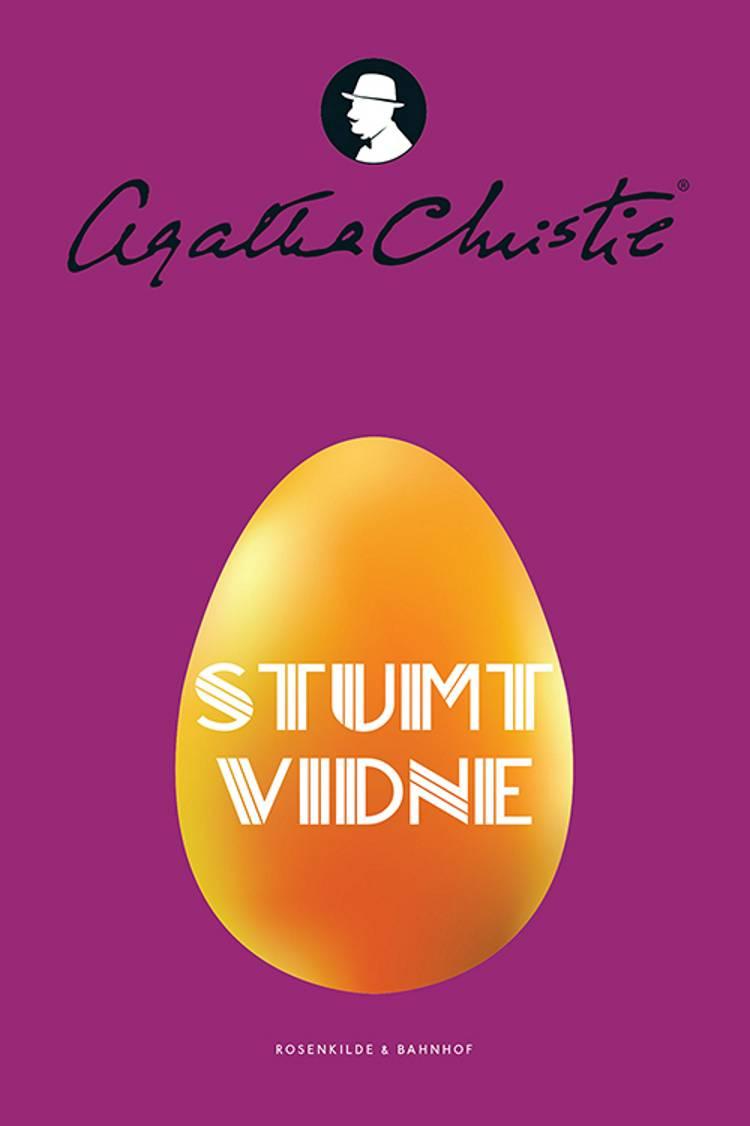 Stumt vidne af Agatha Christie