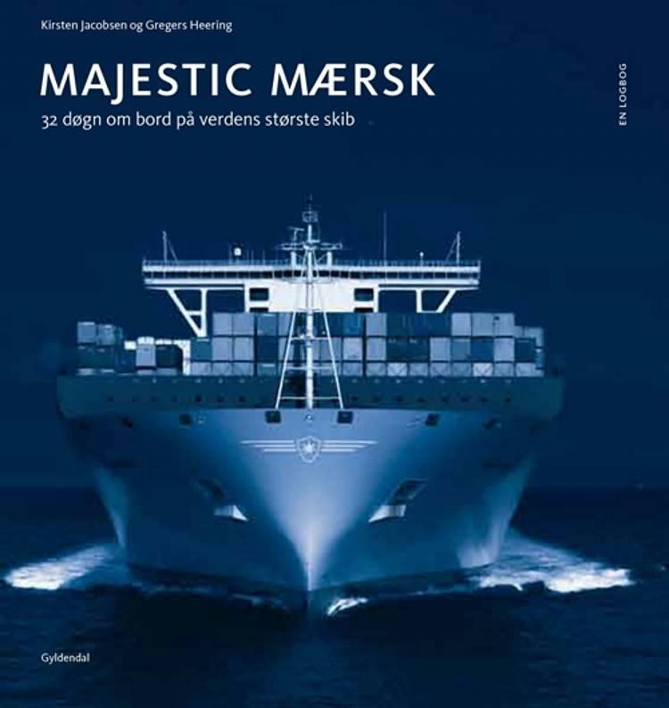 Majestic Mærsk af Kirsten Jacobsen og Gregers Heering