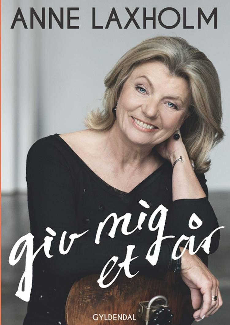 Giv mig et år af Anne Lønstrup og Anne Laxholm