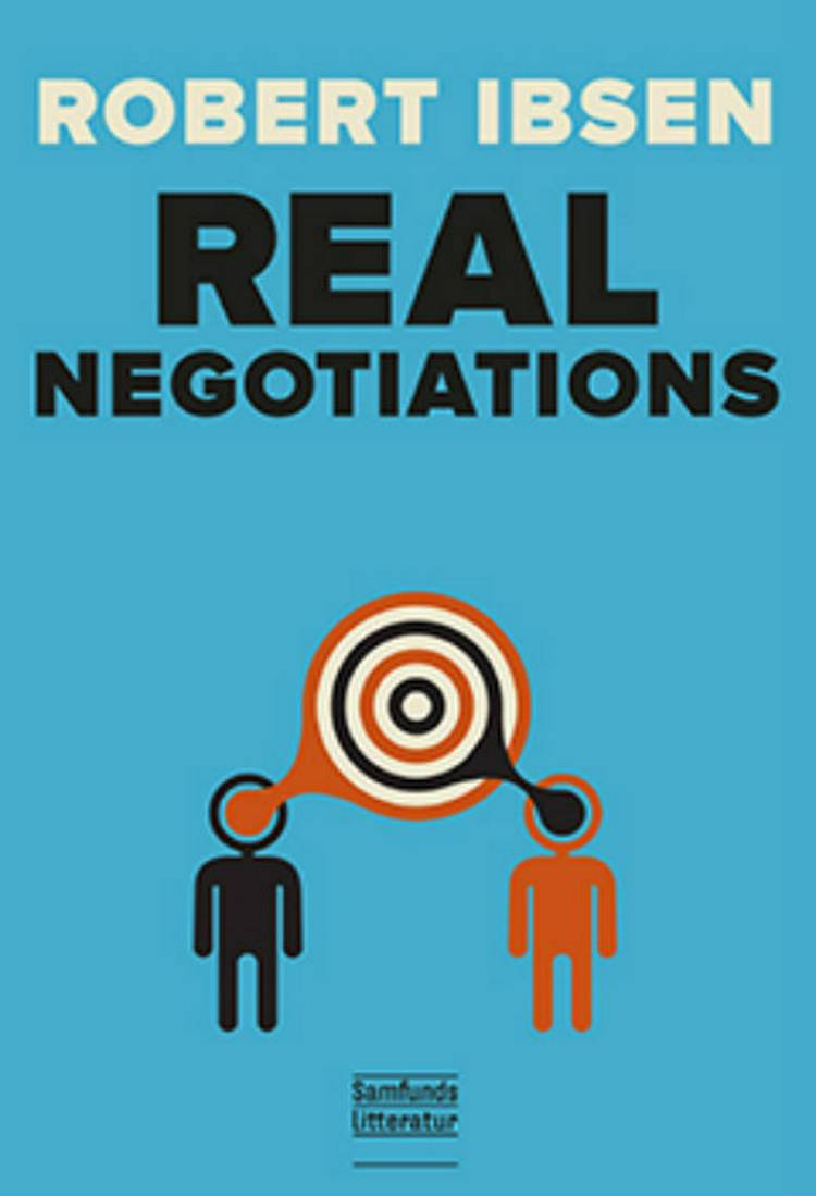 Real negotiations af Robert Ibsen