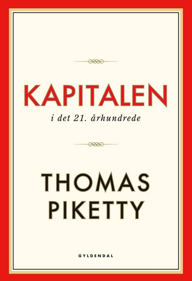 Kapitalen i det 21. århundrede af Thomas Piketty