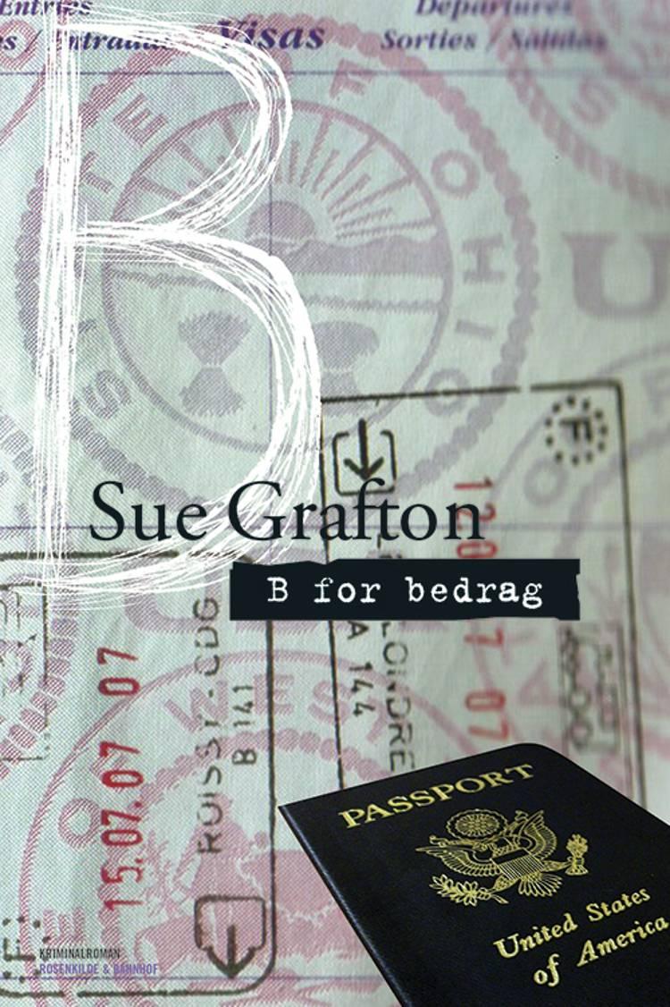 B for bedrag af Sue Grafton