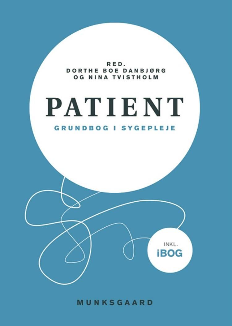 Patient af Birte Glinsvad, Lise Hounsgaard, Ingrid Willaing, Birte Østergaard og Ingrid Nilsson m.fl.