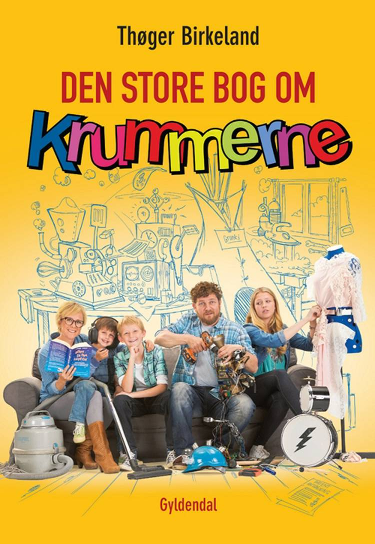 Den store bog om Krummerne af Thøger Birkeland