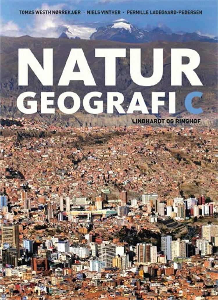 Naturgeografi C af Niels Vinther, Tomas Westh Nørrekjær og Pernille Ladegaard Pedersen