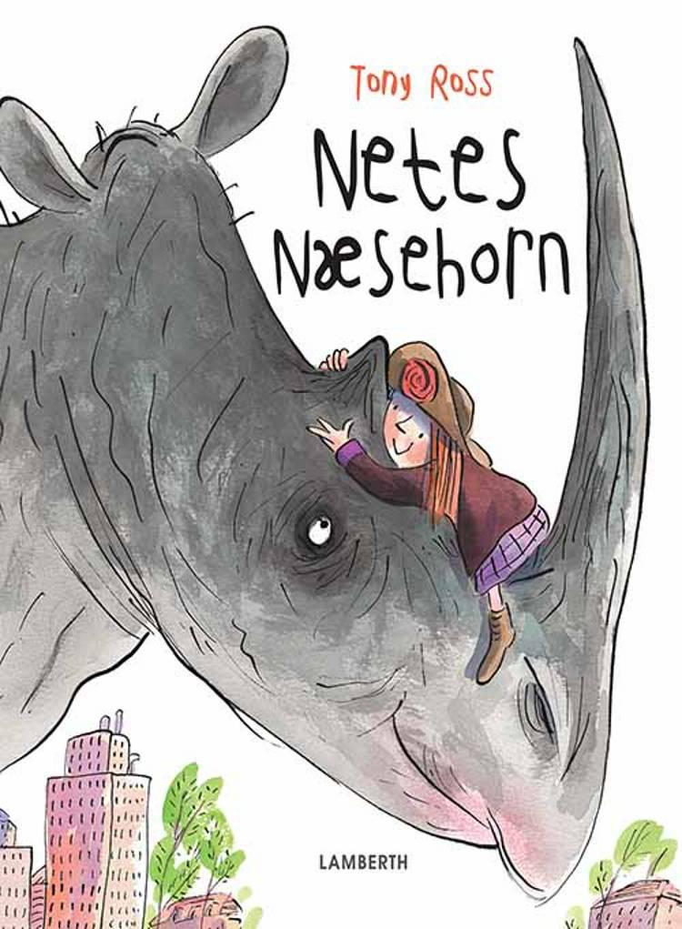 Netes næsehorn af Tony Ross